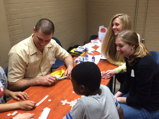 Dupont Rotarians Build Partnership with BEST Kids, Mentor Children in Local Community