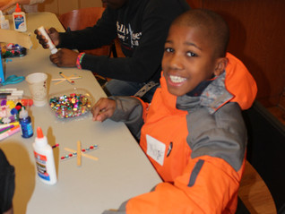 Volunteers Serve D.C. Youth during BEST Kids Holiday Events