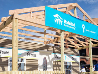 Habitat for Humanity and Rotary Announce Affordable Housing Partnership