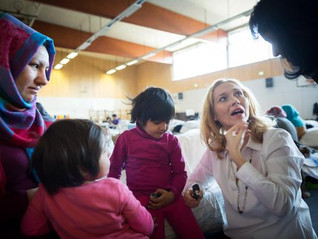 Nowhere to Turn: Rotarians Provide Health Services to Refugees and Migrants in Berlin
