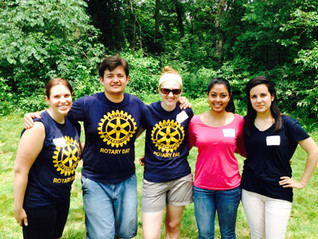 Dupont Rotarians Partner with BEST Kids