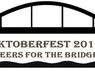 "Oktoberfest 2015:  ""Beers for the Bridge"""