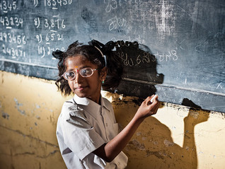 Rotary Partners with International Agency for the Prevention of Blindness