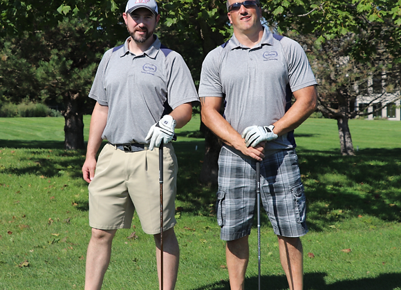 BisonCares Golf Package - Two Golfers