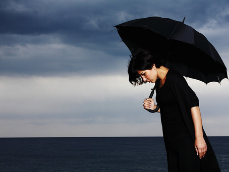 Doubling Down on Sad: Where Depression and Grief Collide