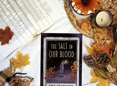 THE SALT IN OUR BLOOD Cover Reveal