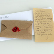 Grass Project Envelope