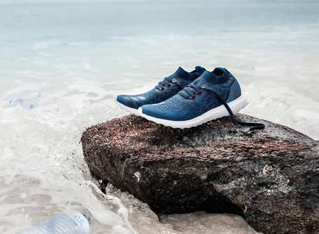 Scarpe Adidas da plastica riciclata
