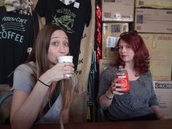 Ann & Jill in New Orleans - Arrow Coffee
