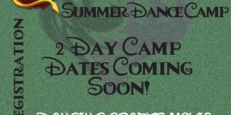 Descendants Summer Dance Camp