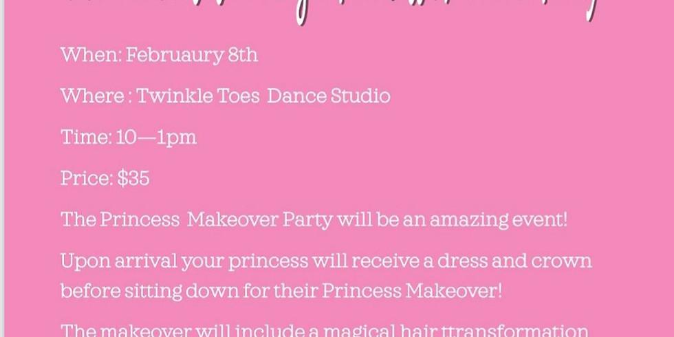 Bibbidi Bobbidi Princess Makeover Party