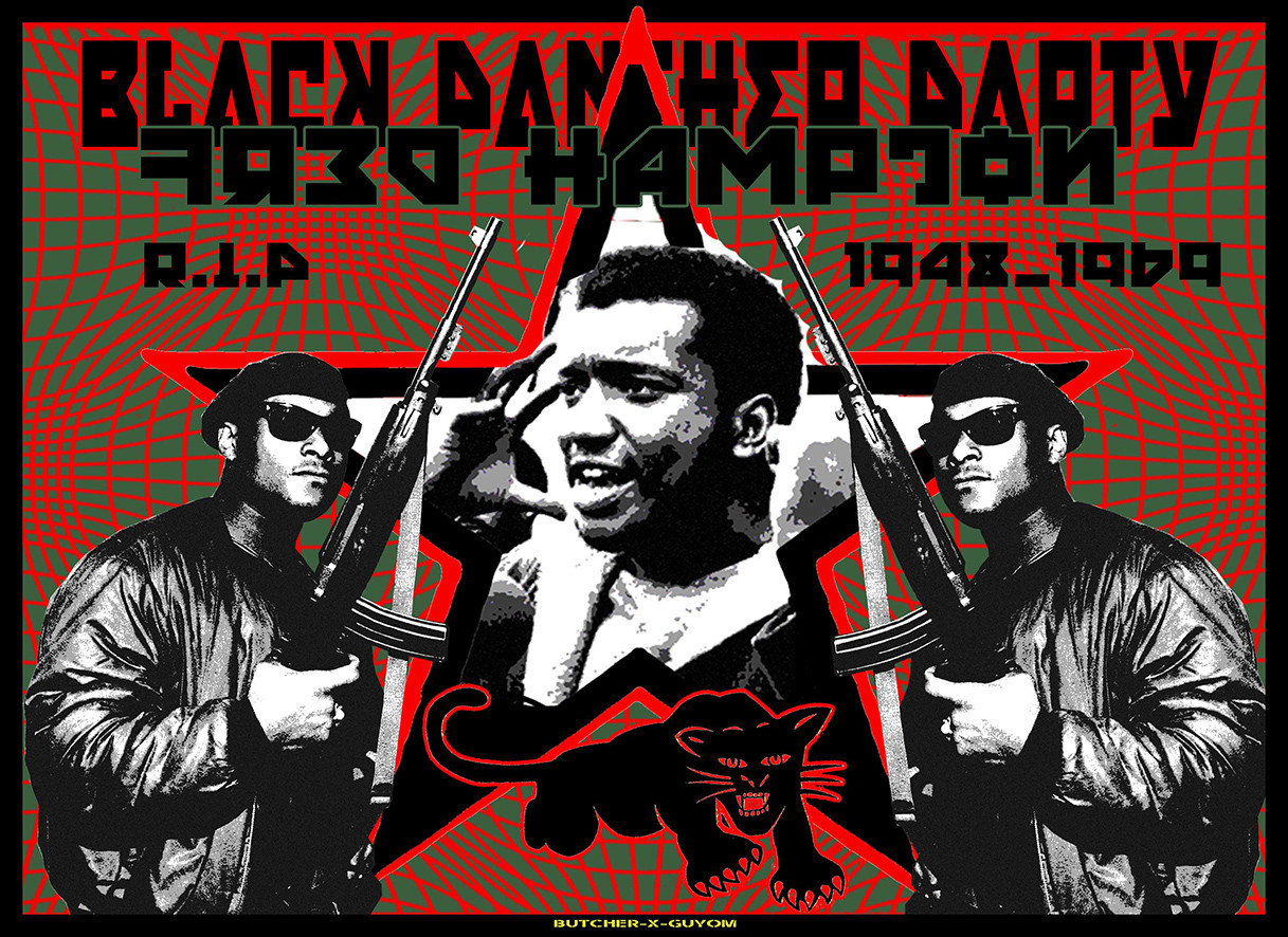 Affiche Black-Panthers