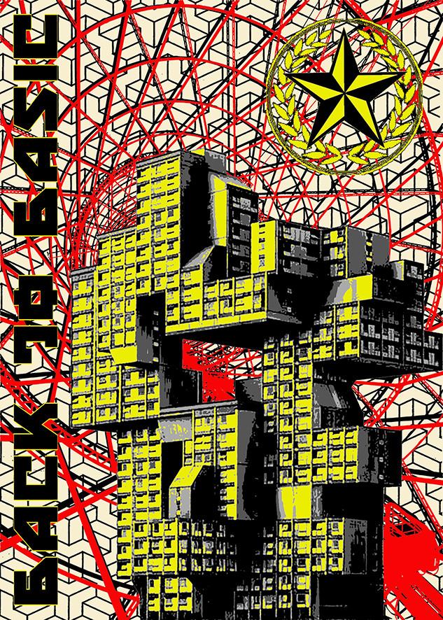 Affiche 50X70 constructivisme