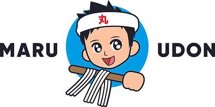 Maru Udon Logo + Pattern - Master Set-1.