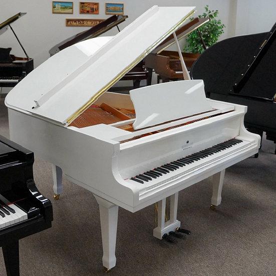 Richard Lipp & Sohn LG175 White Studio Grand Piano