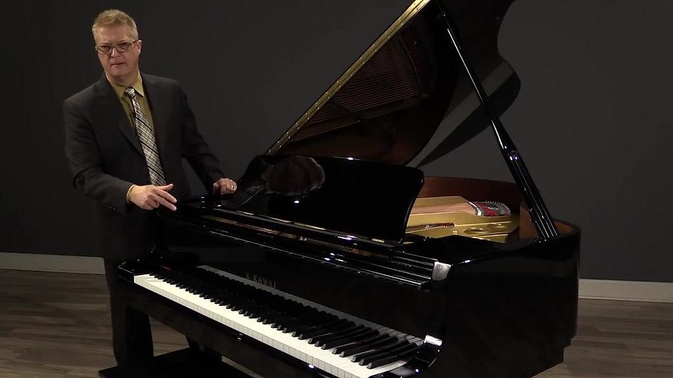 Intelligent Player Piano KAWAI GL10 IQ PE