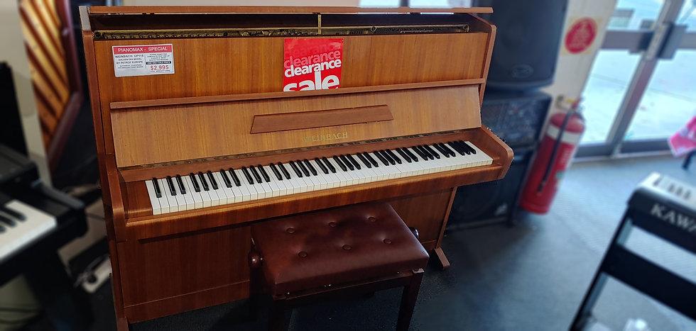 Weinberg European Piano