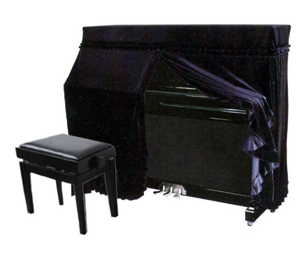 piano cover dust full size 131cm