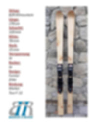 Build2Ride Allmountainski 170 Zirbe Mark