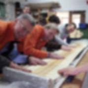 Infos Skibau-Workshop und Seminar: Ablauf und Beschreibung
