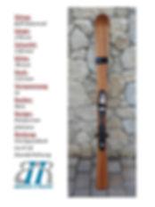 Slalomcarver 170 +10 Speedlock Zebrano.j