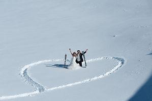 Hochzeitsgeschenk Gutschein von Build2Ride zum Workshop Skibau