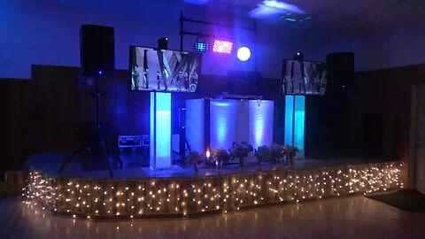 Dance Floor Lighting and Uplighting Overview