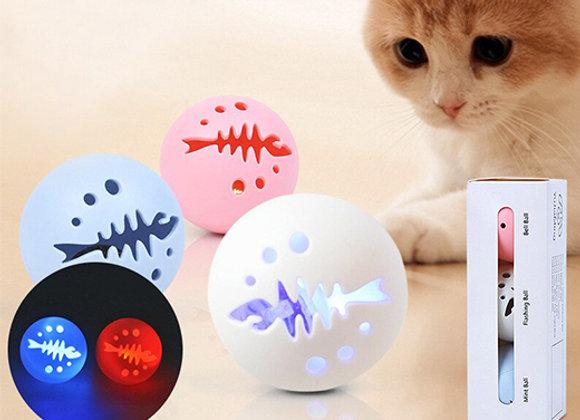 Set x 3 pelotas para gatos