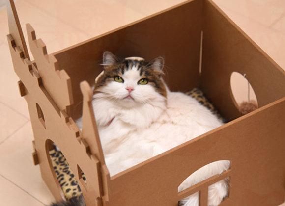 Castillo para gatos