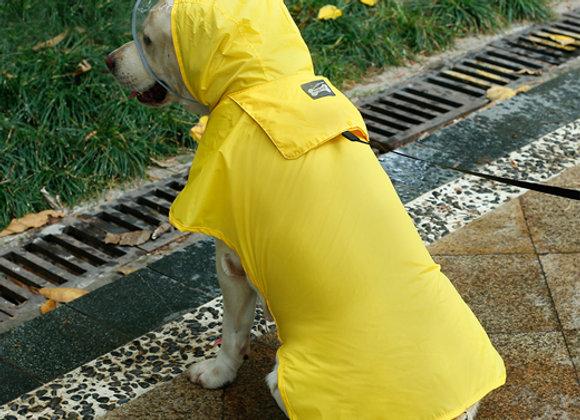 Pilot - Capa para lluvia para perros