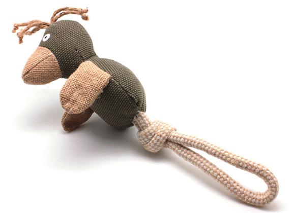Pájaro con cuerda