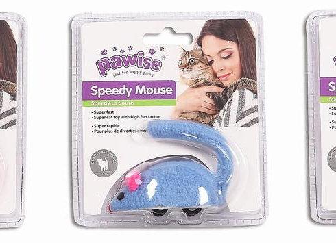 Ratón Speedy para gatos