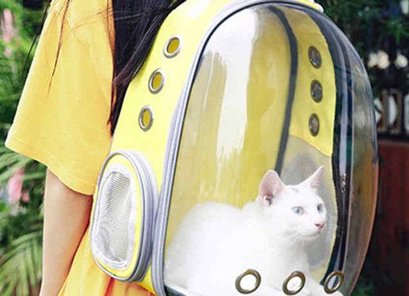 Mochila Bubble para gatos
