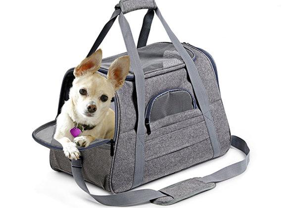 Bolso para transportar a tu mascota