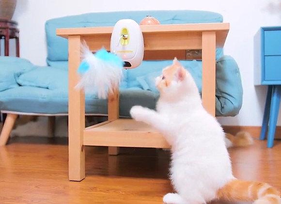 Juguete interactivo Jumping para gatos