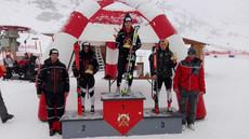 1. VSV Rennen der Saison am 21.12.19 in Zürs