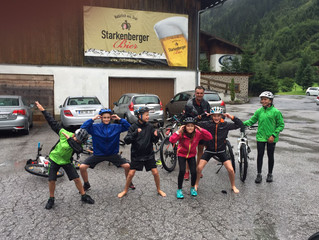 Start ins Sommercamp – Pitztal
