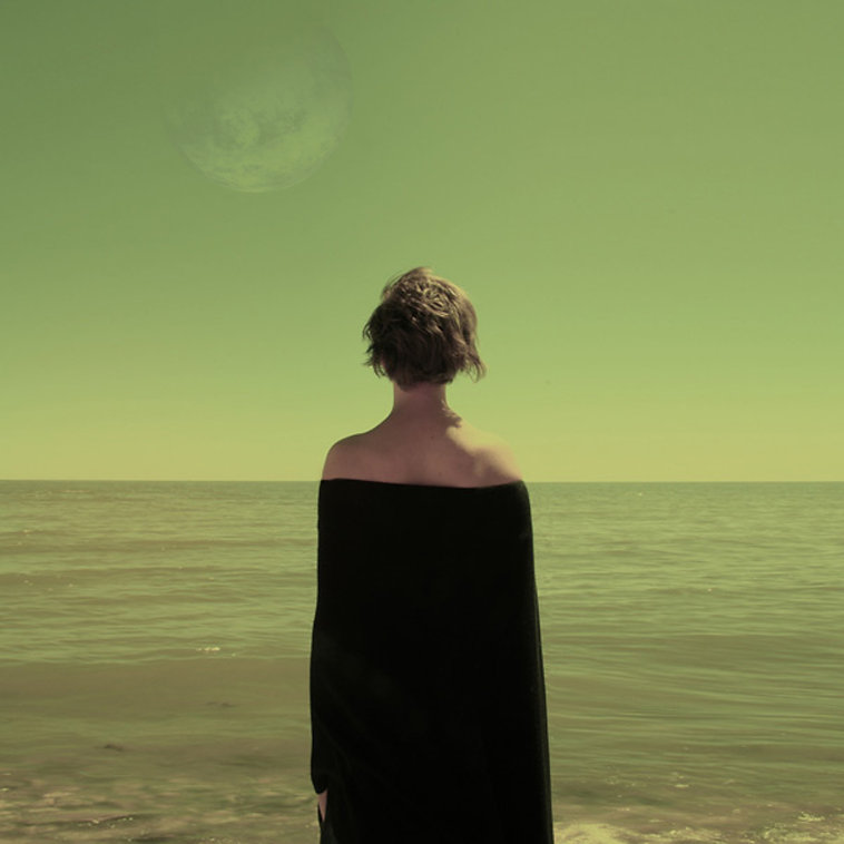Noises from Melancholia cover / copertina