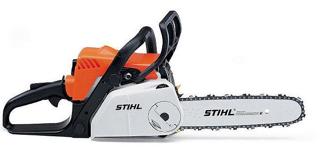Scie à chaîne Stihl MS 180 C-BE