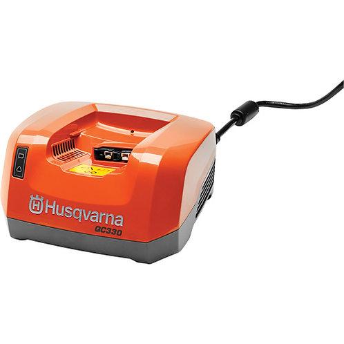 Chargeur Husqvarna QC330