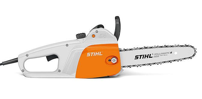Scie à chaîne électrique Stihl MSE 141 C-Q