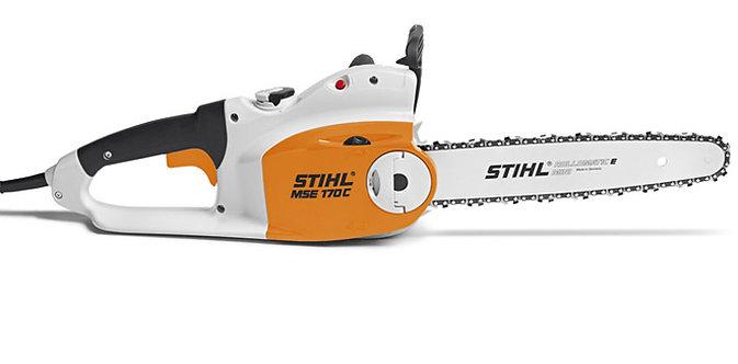 Scie à chaîne électrique Stihl MSE 170 C-BQ