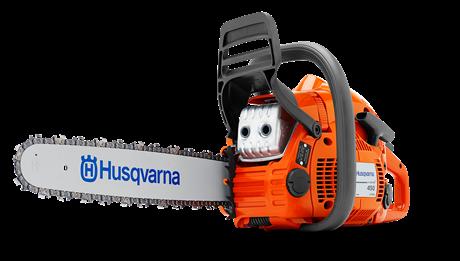 Scie à chaîne Husqvarna 450e