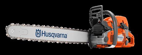Scie à chaîne Husqvarna 572 XPG ( Poignées chauffantes)