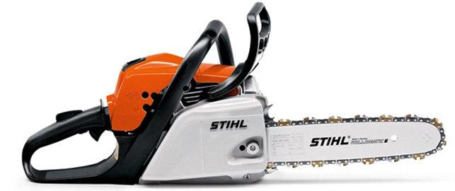 Scie à chaîne Stihl MS 211