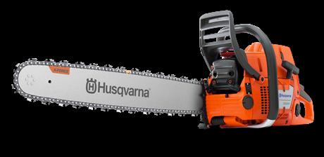 Scie à chaîne Husqvarna 390 XPG (Poignées chauffantes)