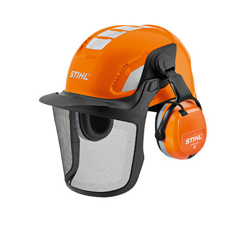 Casque forestier Stihl ADVANCE X-VENT Bluetooth