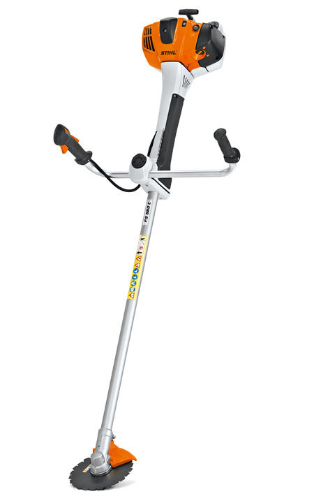 Débroussailleuse Stihl FS 560 C-EM 57.1cc (Bicyclette)