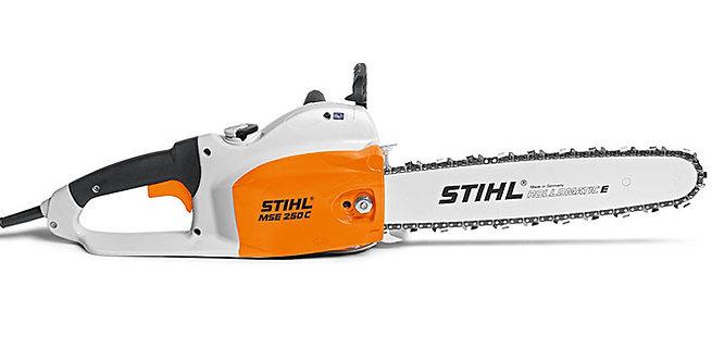 Scie à chaîne électrique Stihl MSE 250 C-Q