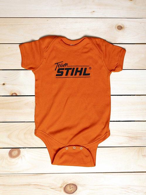 Cache-couche pour bébé à manches courtes